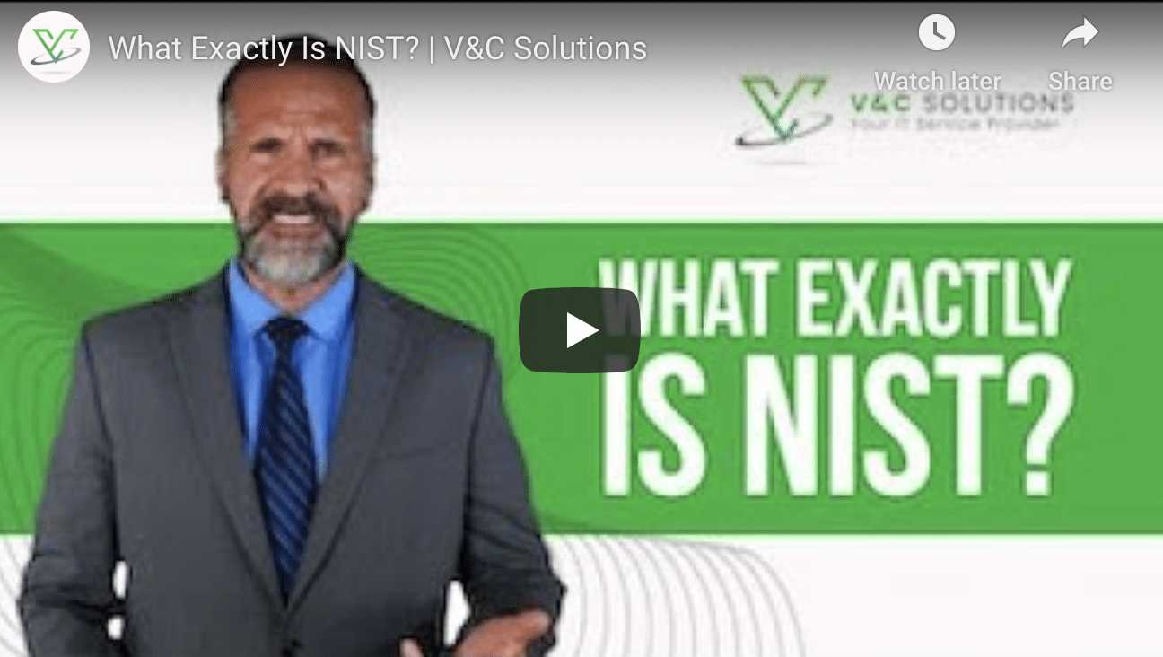 What NIST Means for Your Security and Your Business